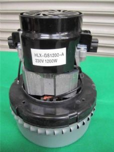 1200 Watt Replacement Motor for the Dust Extractor HLX-GS1200-A